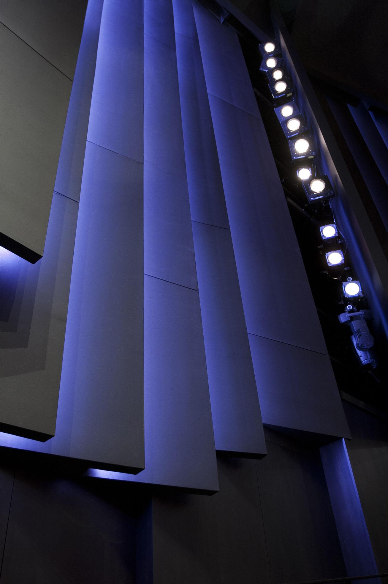 Wall Panels Theatre Lighting