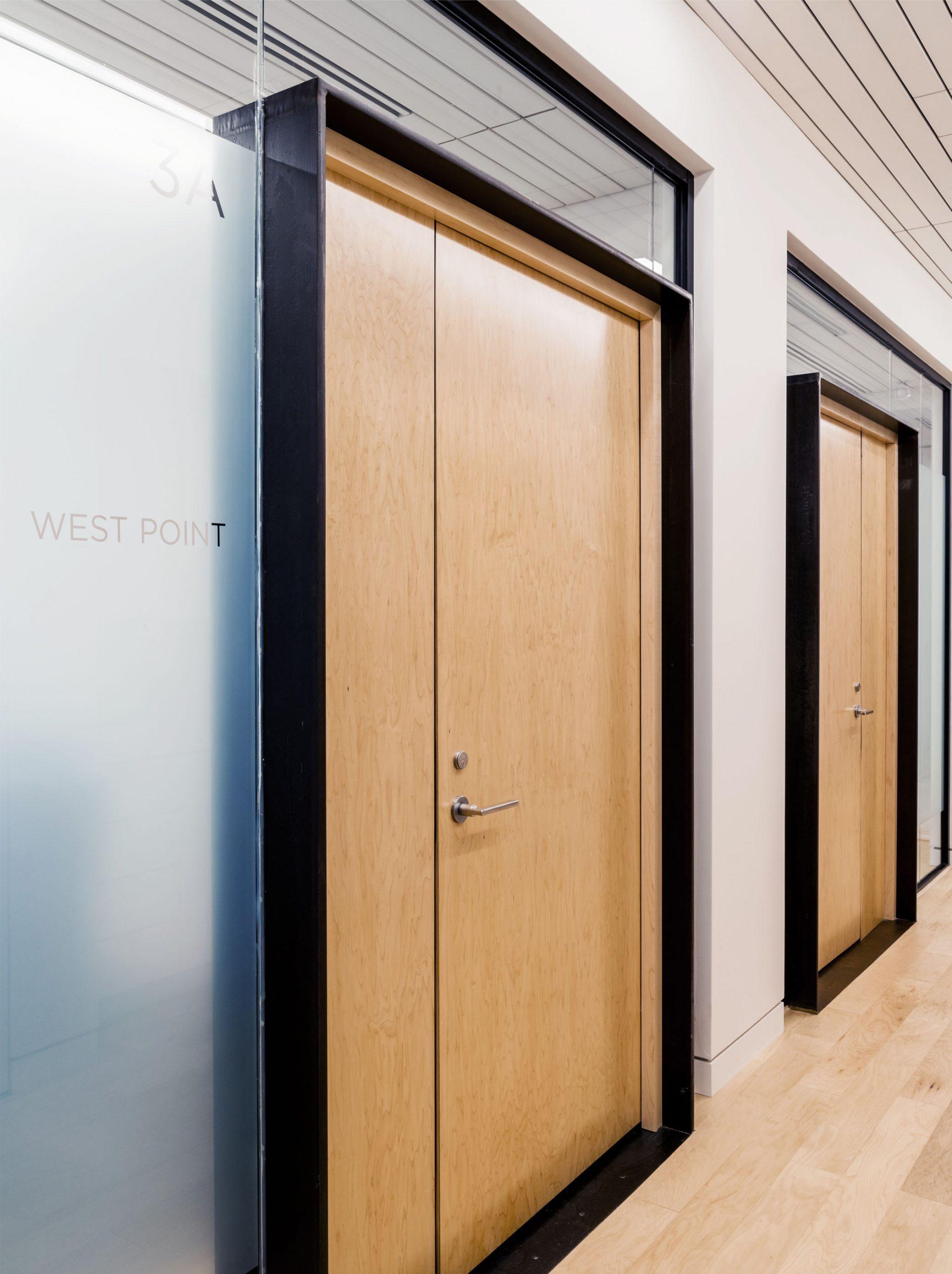 Boardroom Doors