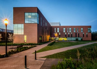 UPEI Health Sciences Building
